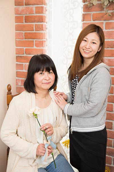 母の日記念撮影5